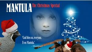 Mantula Christmas Special